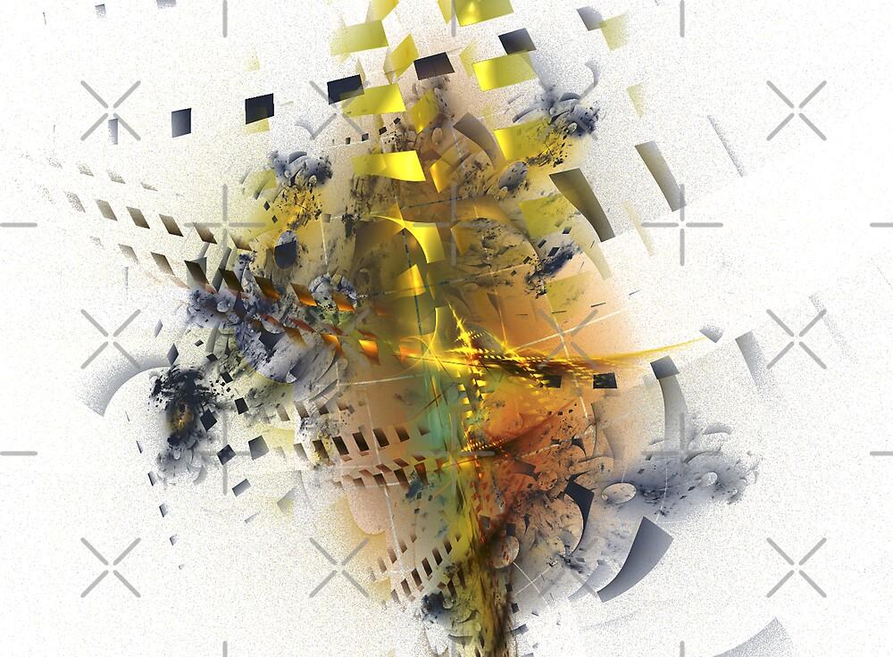 Labyrinths Illusion by Holly Werner