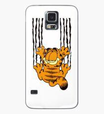 Garfield Claws Case/Skin for Samsung Galaxy