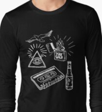Camiseta de manga larga Kit de chloe 3
