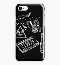 Chloe kit 3 iPhone Case/Skin