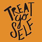 Halloween Treat Yo Self by Leah Flores