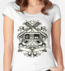 Video Games Women's Fitted Scoop T-Shirt