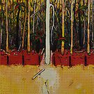 """Salt Landscape"" 2007 by peterbiram"