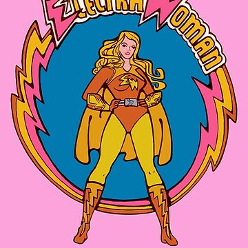Electra Woman by Cinemadelic