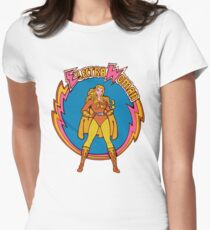 Electra Woman Women's Fitted T-Shirt