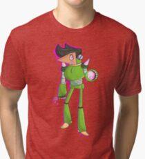 Raymond ok.ko Tri-blend T-Shirt
