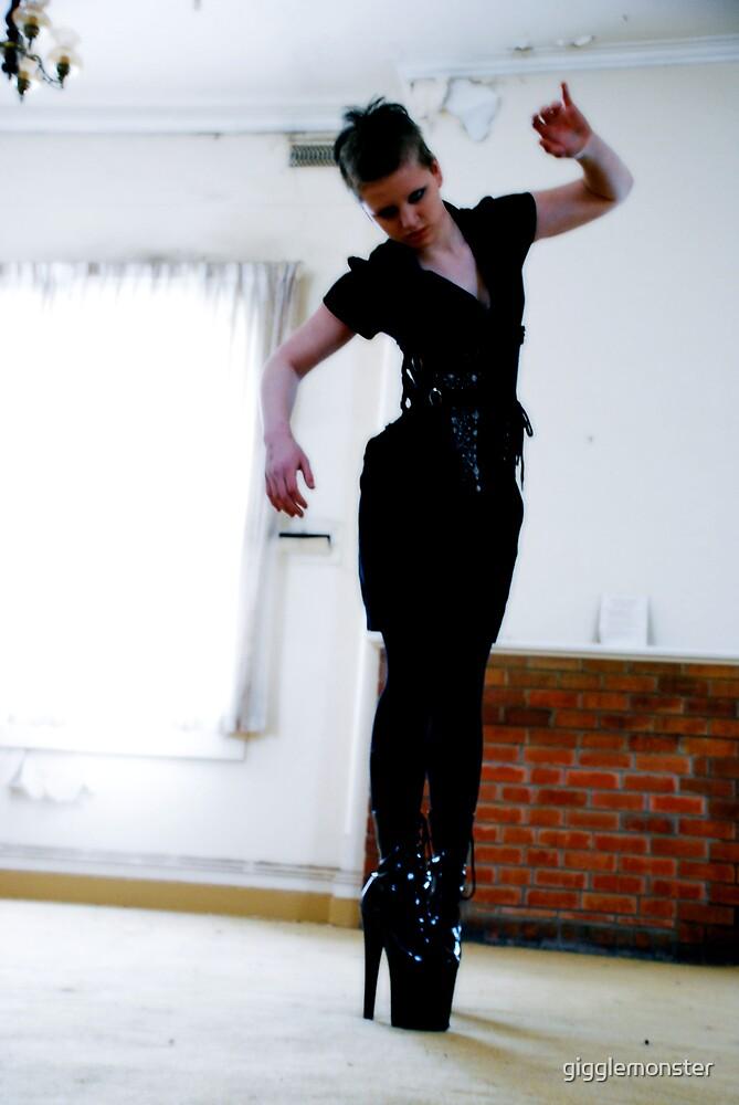 Dancer by gigglemonster