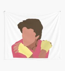 Never Gonna Dance Again Wall Tapestry