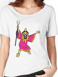 Scooby Doo Witch Doctor Villain Women's Relaxed Fit T-Shirt