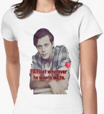 Camiseta entallada para mujer Flotador enfermo