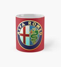 Alfa Romeo - Classic Car Logos Classic Mug