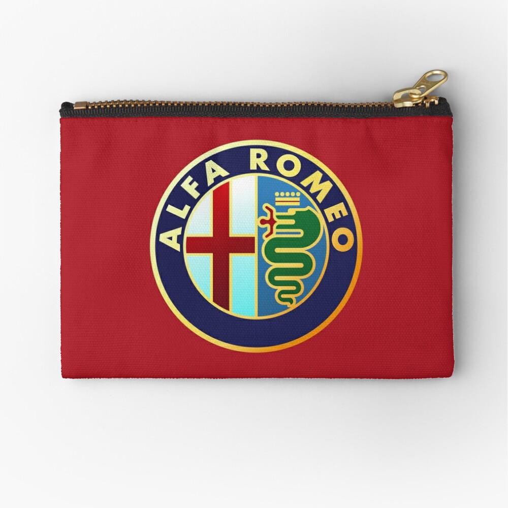Alfa Romeo - Logos de coches clásicos Bolsos de mano