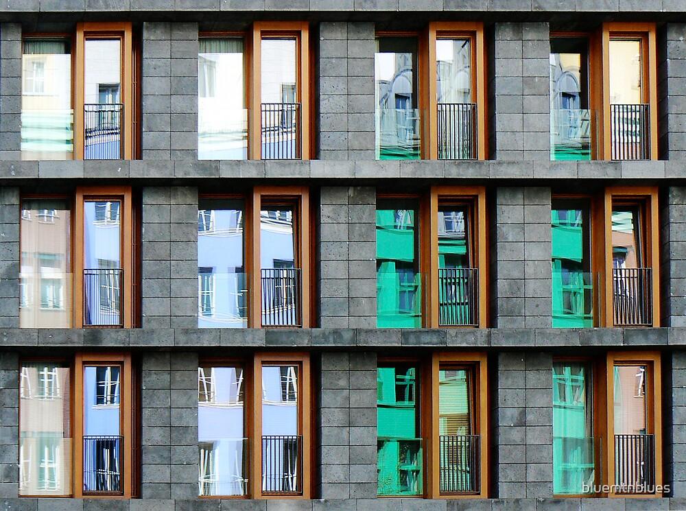 Spiegel Fenster by bluemtnblues