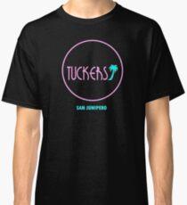 Black Mirror Tucker's Bar San Junipero Classic T-Shirt