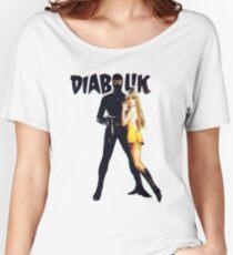 Danger Diabolik Women's Relaxed Fit T-Shirt