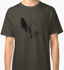 Little Birdy - Black Classic T-Shirt