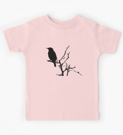 Little Birdy - Black Kids Clothes
