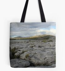 Mullaghmore mountain evening view Tote Bag