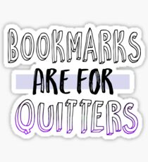 bookmarks Sticker