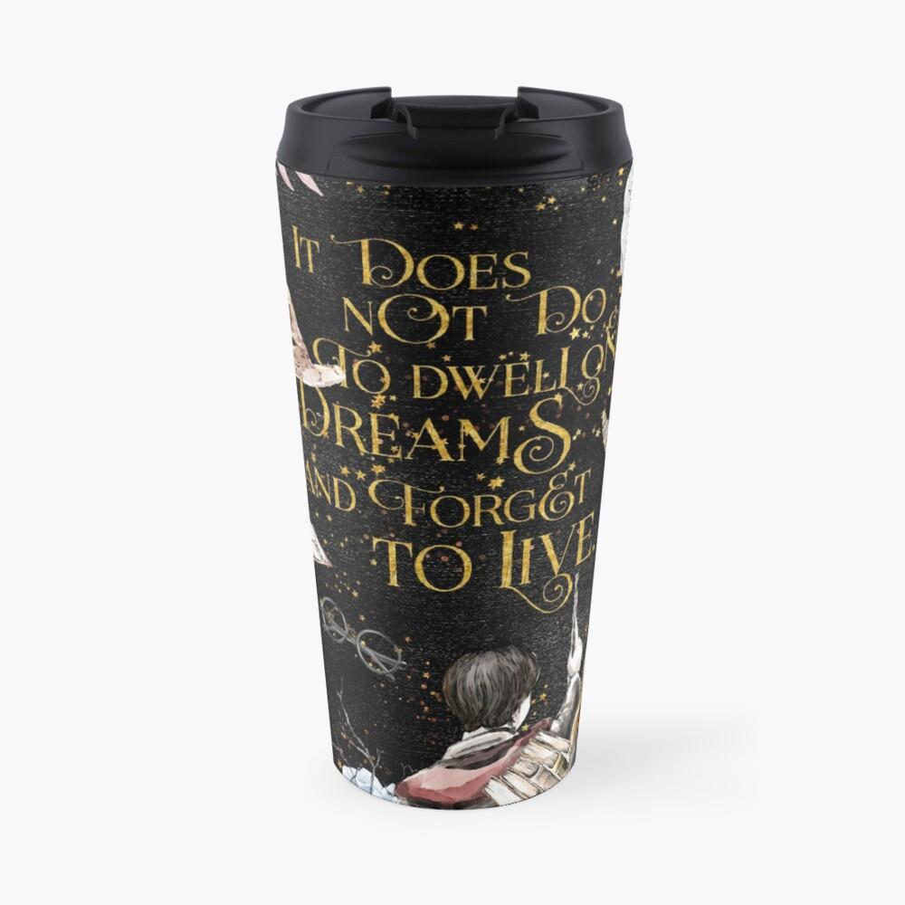 To Dwell on Dreams Travel Mug