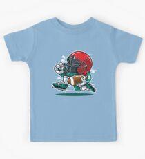 Football Helmet Running Kids Clothes