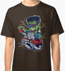 Frankenstein Monster Truck Classic T-Shirt