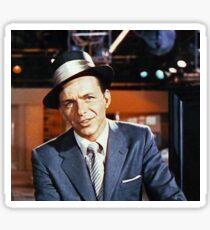 Frank Sinatra  Sticker