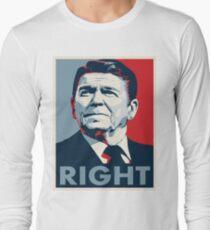 Ronald Reagan Long Sleeve T-Shirt