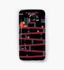 Arcade Kong Samsung Galaxy Case/Skin