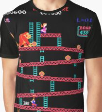 Arcade Kong Graphic T-Shirt