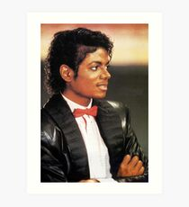 Billie Jean Art Print