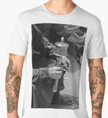 Move that Mani wheel! Men's Premium T-Shirt