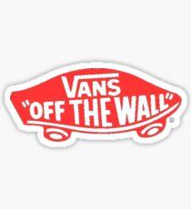 VANS STICKER Sticker
