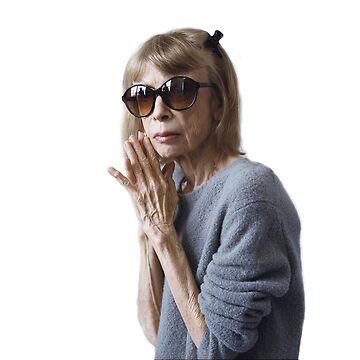 Joan Didion by nathanielsturzl
