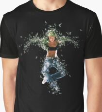 Dancer dematerialization Graphic T-Shirt