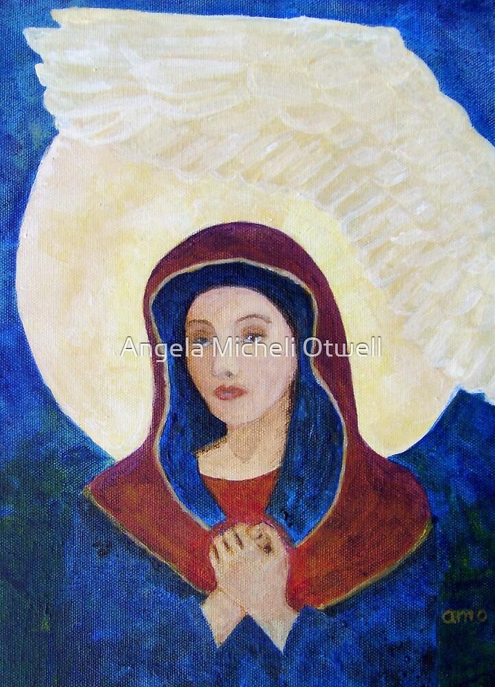 Our Lady by Angela Micheli Otwell