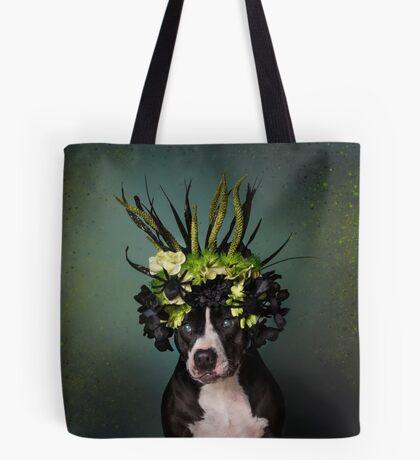 Flower Power, Darla Tote Bag