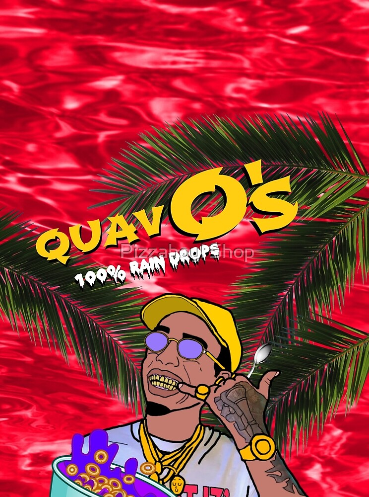 QuavO's Cereal Red by Jake DeSanta Store