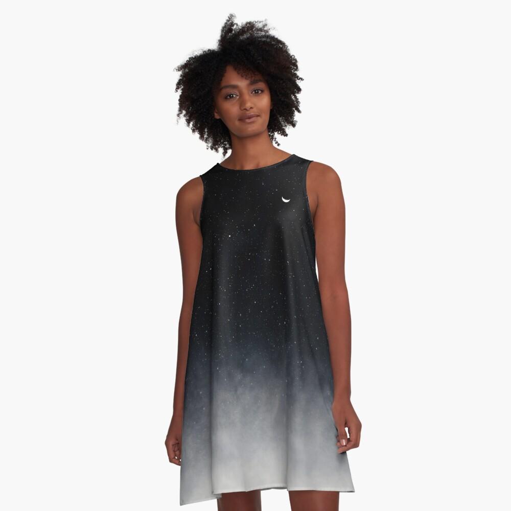 After we die A-Line Dress