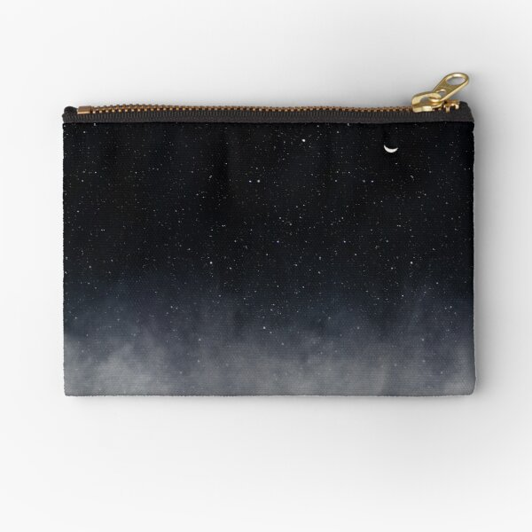 After we die Zipper Pouch