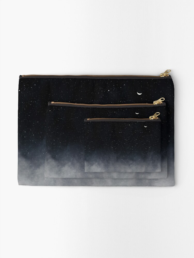 Alternate view of After we die Zipper Pouch