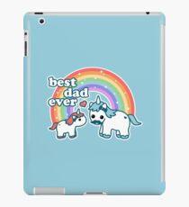 Best Unicorn Dad iPad Case/Skin