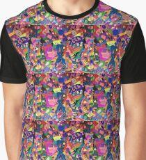 THE CRAZY REPEATS Graphic T-Shirt