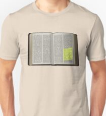 His Word Must Be Done Unisex T-Shirt