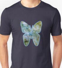 Butterly Ink Blue T-Shirt