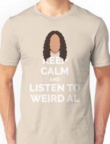 Keep Calm Weird Al Unisex T-Shirt