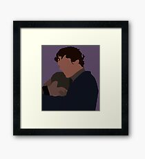 But it is what it is. Framed Print