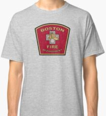 Boston Fire Department Classic T-Shirt