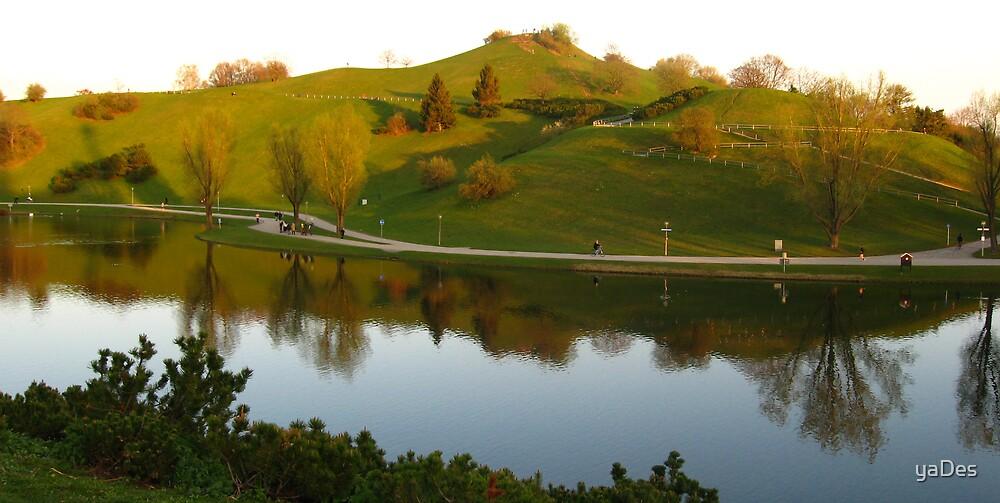Sinusoid Park by yaDes