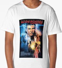 Bladerunner Movie Poster Long T-Shirt